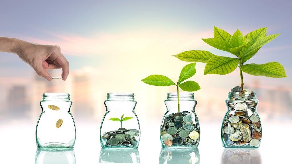 Mikrofinans için blockchain çözümü.